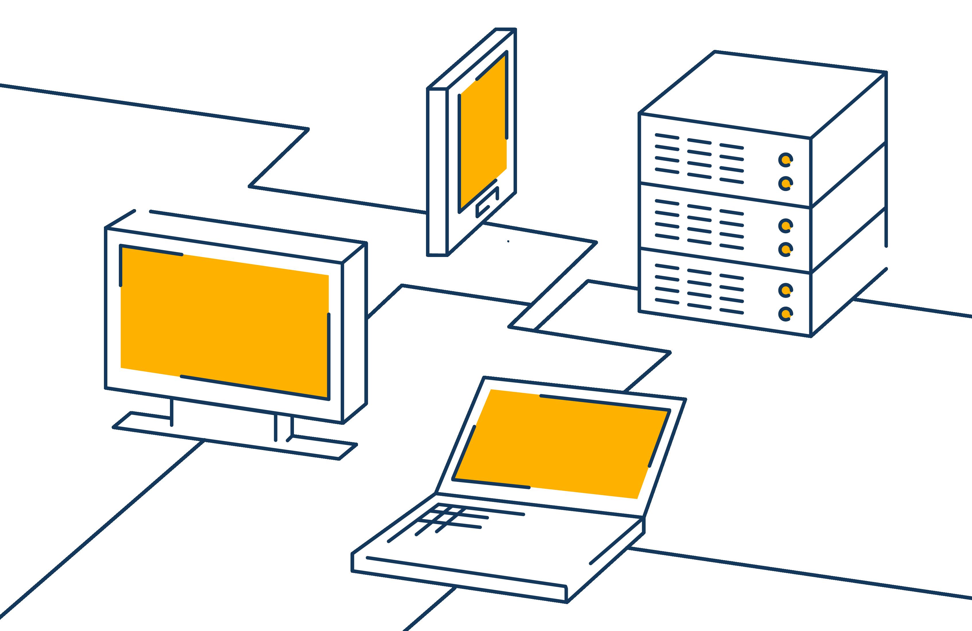 社内ネットワークの構築